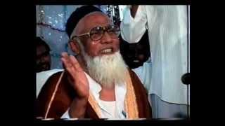 Hazrath Faizee Shah Noori Qibla {Rah.} Tamil Bayan (Speech) Poravachery - Allah With Us