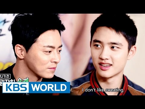 Interview with Do Kyungsoo, Cho Jungseok [Entertainment Weekly / 2016.10.31]
