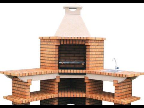 Como Construir Una Barbacoa De Ladrillo Free Finest Perfect Amazing