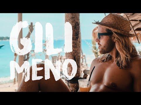 How Is Life On A Uninhabited Island Like Gili Meno?