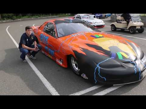 DSS Electric Drag Racing - Shock And Awe - Only Run - June 2nd 2016