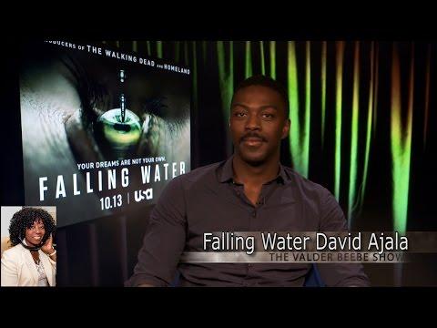 USA Network Falling Water stars  David Ajala