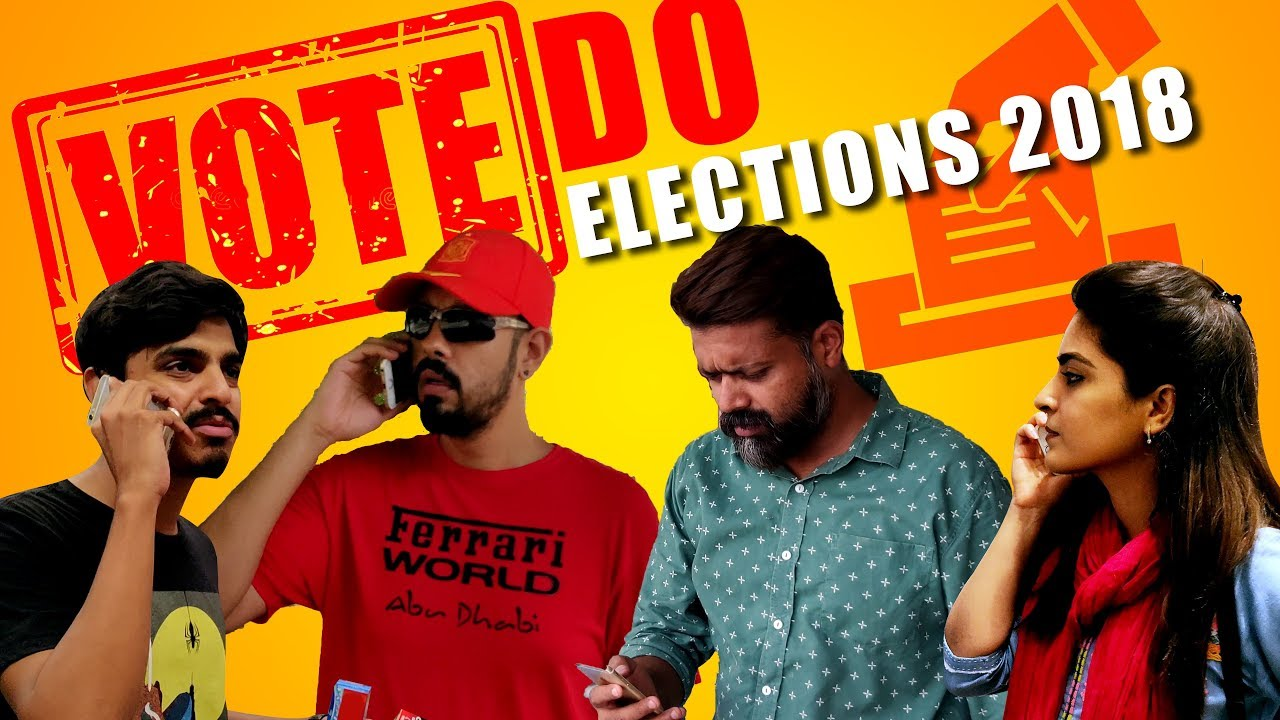 Vote Do | Elections 2018 | Bekaar Films