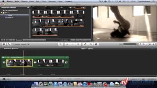 Видео эффекты в iMovie