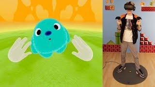 CUTE VIRTUAL PET CARE GAME! | Waba: A VR Pet Simulator (HTC Vive + Proximat Gameplay)