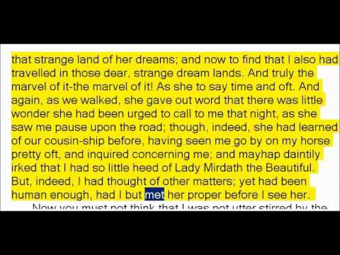 The Night Land by William Hope Hodgson 1of2 (Book Reading, British English Female Voice)