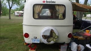 Boler Camper Trailer Owners - Ontario Bolerama 2016 Rally