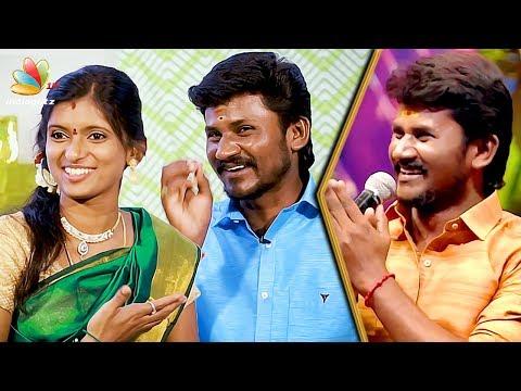 The Refreshing Nattupura Kadhal : Senthil Ganesh & Rajalakshmi Interview | Super Singer