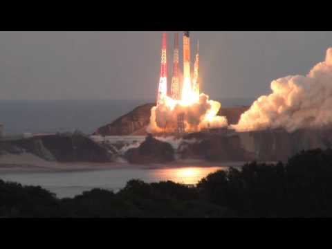 Launch of Hitomi (Astro-H) - February 17, 2016