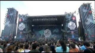 The Temper Trap: Drum Song @ MTV Galicia 4/5