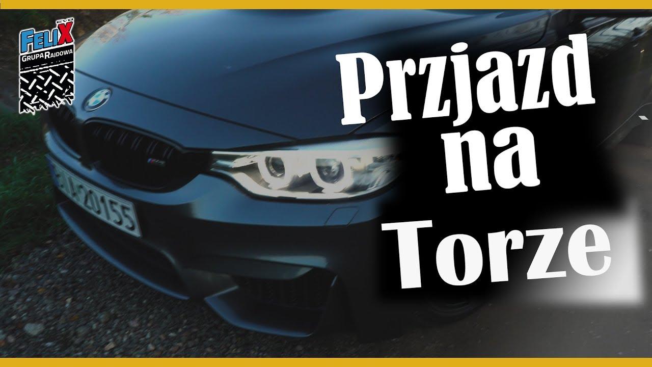 Przejazd na pokładzie BMW M3 ( Tor Białystok )  – Grupa Rajdowy Felix
