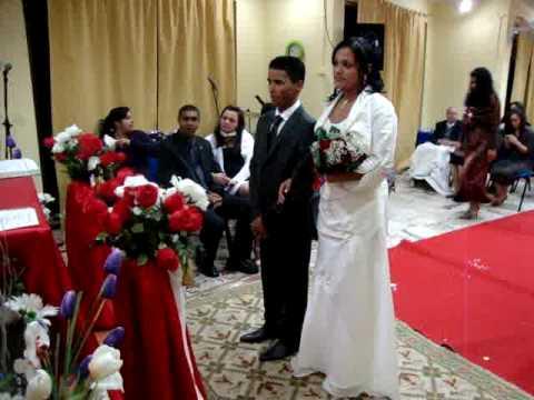 Casamento de minha irma...Elisa e Julio Reis...