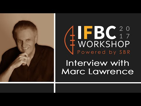IFBC | Marc Lawrence Interview | Sportsbook Review