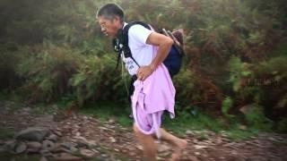 El colombiano que hace descalzo el Camino de Santiago | EL TIEMPO