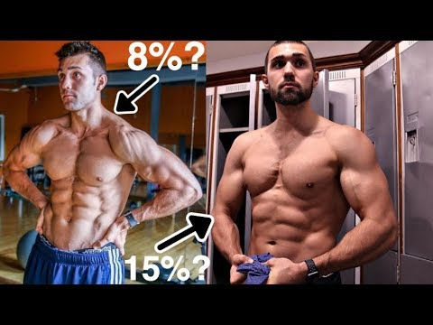 how to work out body fat percentage
