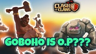 GOBOHO Is Back! | Th9 Best O.P 3 STARS WAR ATTACK STRATEGY | Clash Of Clans