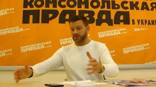 Мистер Украина везет фильм о себе в Канны