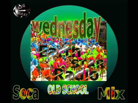 DiscJockeySelector - Old School Soca Radio Mix (Earth Star Radio)