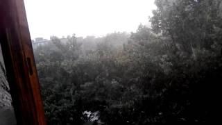Тропический ливень в Харькове 2 августа 2016(Обычным летним вечером, практически среди ясного неба я вздрогнул от сильнейшего взрыва. В наше неспокойно..., 2016-08-03T12:04:51.000Z)