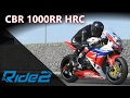 CBR 1000RR Fireblade Honda Racing! Top Speed e Turnê Mundial | RIDE 2 [PT-BR]