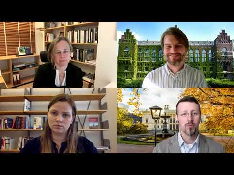 13 Oct. - Recorded Law Subject Week Q&A Webinar with Programme Staff