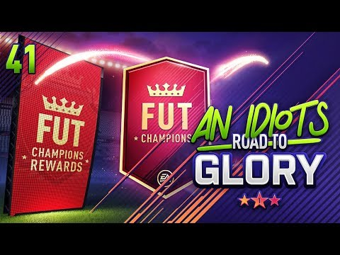 MY BEST EVER FUT CHAMPS REWARDS!!! AN ID**TS ROAD TO GLORY!!! Episode 41