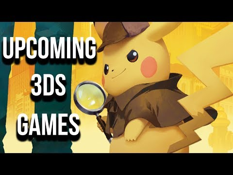 Top 15 Upcoming 3DS Games 2018