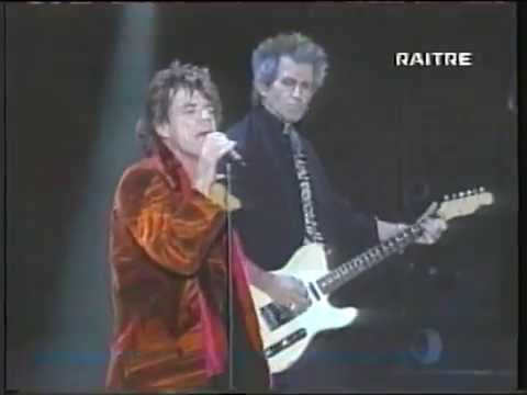 Rolling Stones - Bridges To Babylon Tour - speciale TG3 1997