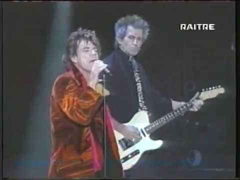 Rolling Stones - Bridges To Babylon Tour - speciale TG3 1997