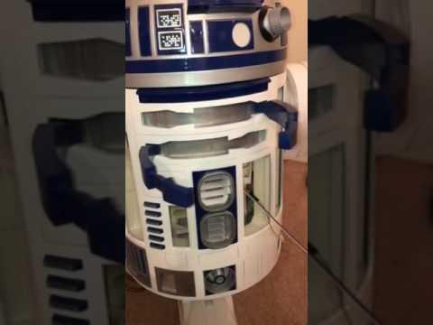 R2 arm mechanism test
