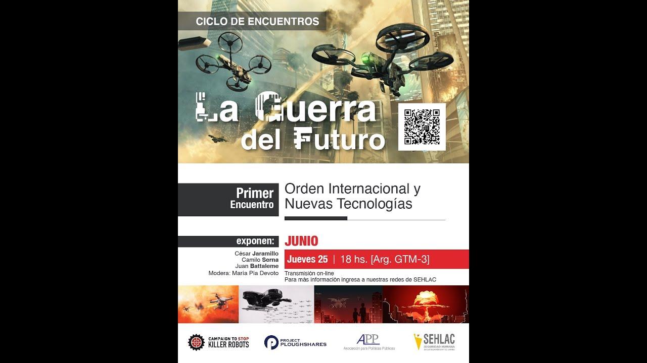Orden Internacional y Nuevas Tecnologías