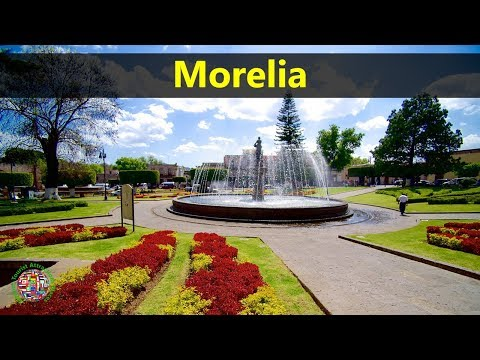 Best Tourist Attractions Places To Travel In Mexico | Morelia Destination Spot