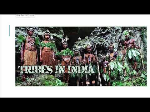 Lecture 6, Post  Independence India, integration of Tribal Area, IAS/UPSC, Mains, Paper