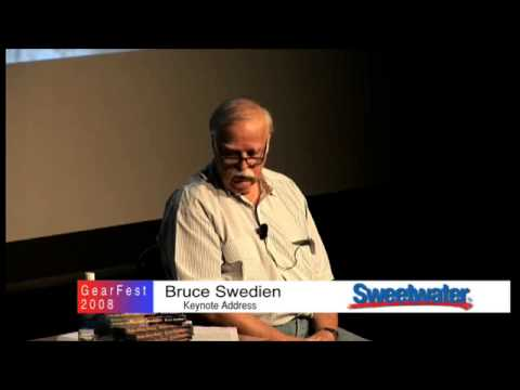 Bruce Swedien (Inside Universal Recording Studios, Chicago) Part 3 - Sweetwater Sound