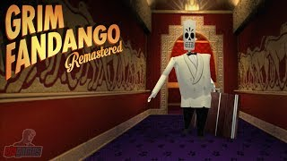 Grim Fandango Part 7 | Point And Click Game Let