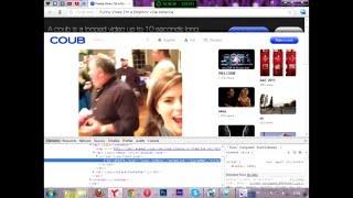 Как скачать видео с COUB.com
