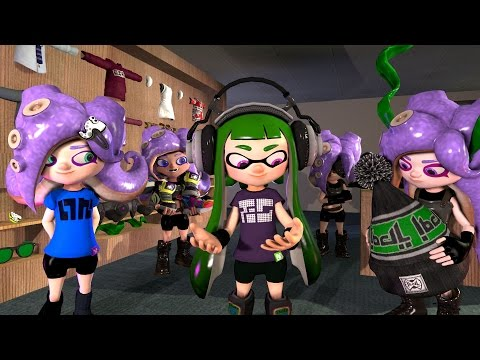 Octopus Hangout (Part 2) [SFM Splatoon]
