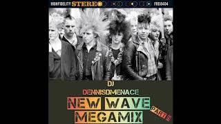 DJDennisDMenace New Wave Megamix Part 2