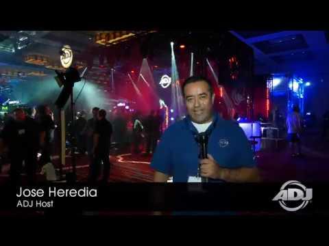 ADJ DJ Expo 2018 Recap