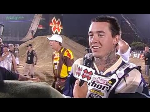 Twitch & Pastrana Battle For Gold