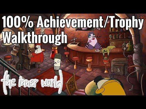 The Inner World 100% Achievement/Trophy Walkthrough