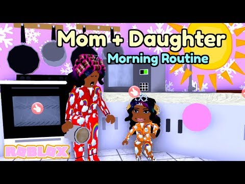 Meep City Mom and Daughter Morning Routine