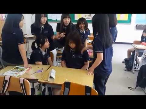 Educatioanl fictioned story for Korean middle school bullying resulting in suicide