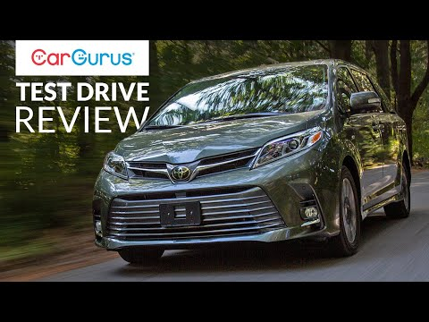 2020 Toyota Sienna - Beating SUVs At Their Own Game