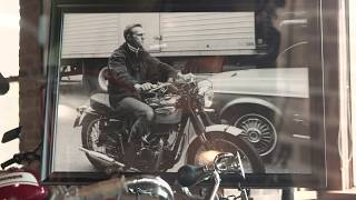 STEVE MCQUEEN'S FIRST HUSKY - 1968 VIKING 360 MF-1987
