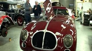 Alfa Romeo 6c 2500 & 6c 2300 MM - Paul Chaleyer of HVR & Tim Parsons