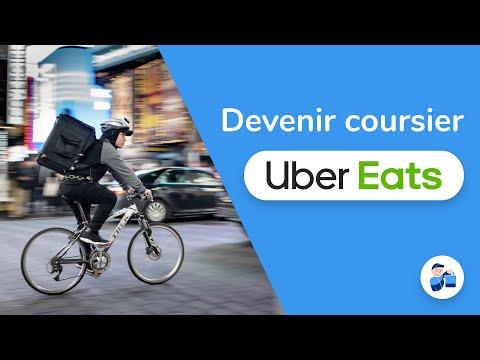 🚴 Comment Devenir Livreur Uber Eats ?