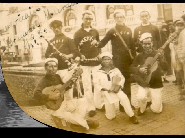 Las murgas de Ceuta hasta 1936... Coplas