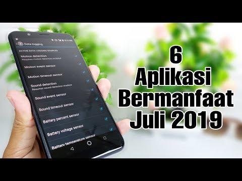 6 Aplikasi Android Bermanfaat Edisi Juli 2019