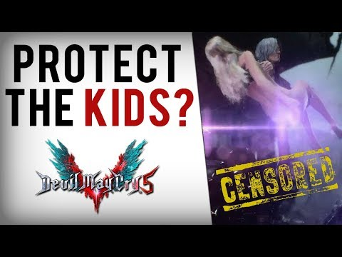 Sony's New Policy Censors Devil May Cry 5, Could Affect Cyberpunk 2077 & Other Upcoming Games